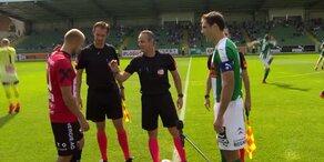 Mattersburg vs. LASK: Das sind die Highlights
