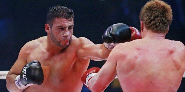 Wirbel um Doping-Befund des syrischen Box-Weltmeisters Charr
