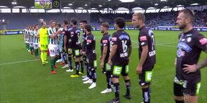 Sturm Graz – Mattersburg: Das sind die Highlights