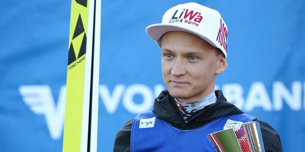 Daniel Huber gewann Sommer-GP in Hinzenbach
