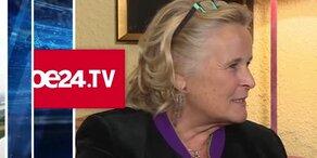 Claudia Haider im großen Interview auf oe24.TV