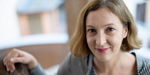 Inger-Maria Mahlke gewinnt Deutschen Buchpreis 2018