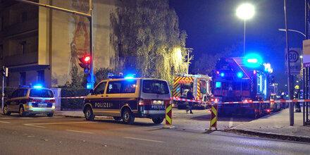Stechender Geruch: 37 Personen aus Wohnhaus evakuiert