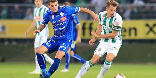 ÖFB-Cup-Auslosung: Rapid trifft auf Hartberg