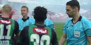 RB Salzburg – Wacker: Das sind die Highlights