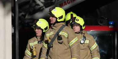 Aufzug stürzte 84 Etagen in die Tiefe - keine Verletzten