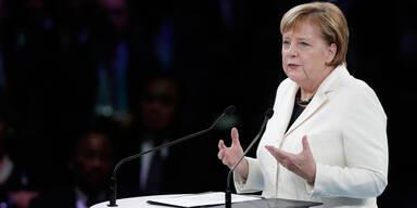 Merkel warnt: 'Europäisches Friedensprojekt ist in Gefahr'