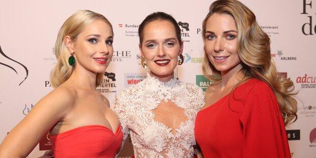 Glamouröse 'Women of the Year'