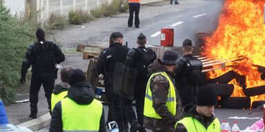Sprit-Preis-Demo schwappt auf Belgien über
