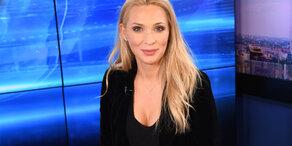 Philippa Strache bei Fellner! LIVE