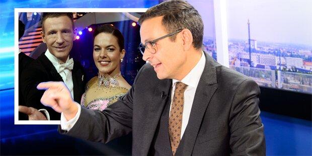 Dancing Stars: Grosz ätzt gegen Petzner