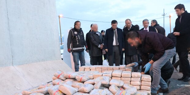 Rekordfund: 1,3 Tonnen Heroin in der Türkei entdeckt