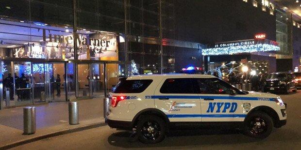CNN-Redaktion in New York nach Bombendrohung evakuiert