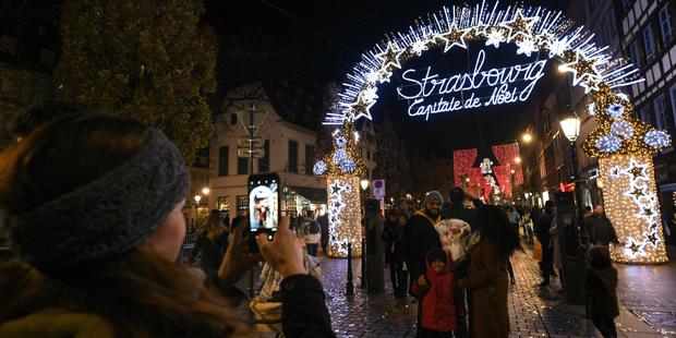 Straßburg Schießerei