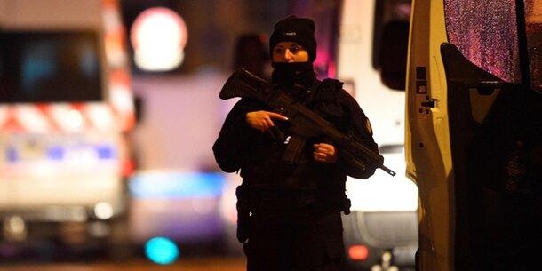 Straßburg-Terror: Täter hätte am Dienstag verhaftet werden sollen