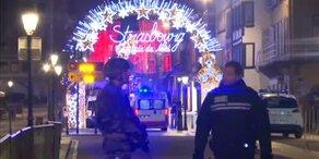 Terror-Anschlag in Straßburg fordert Tote & Verletzte
