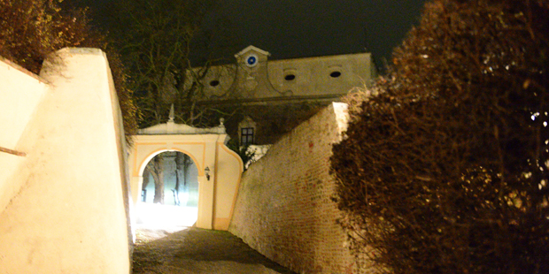 Schloss Bockfließ Mistelbach Dreifach-Mord