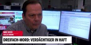 ÖSTERREICH-Redakteur über Dreifach-Mord