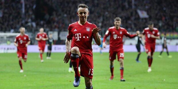 Transfer-Hammer: Dieser Bayern-Star steht vor Wechsel