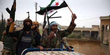 """Syrien: """"Die Schlacht wird bald beginnen"""""""