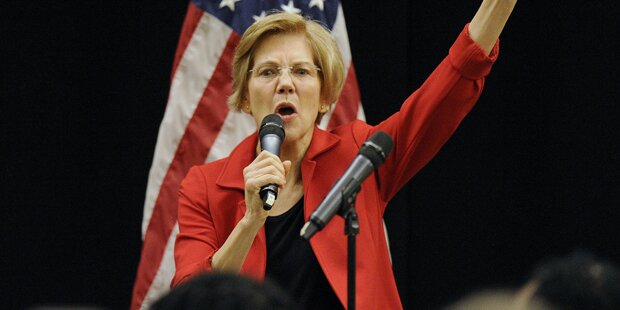 Demokratin Warren will US-Präsidentin werden