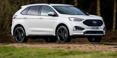 Ford verpasst dem Edge ein Facelift