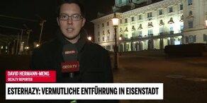 Mutter von Esterhazy-Chef in Eisenstadt entführt