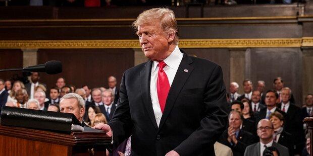 Trump-Rede: In diesen Punkten hat er gelogen