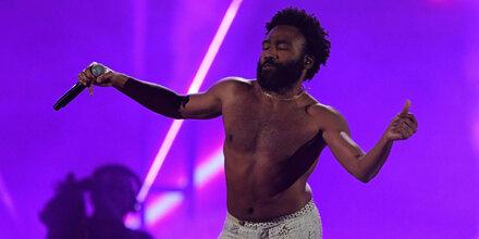 Grammys: Rapper Childish Gambino schreibt Geschichte