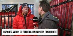 Hirscher-Vater: So steht es um Marcels Gesundheit