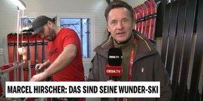 Marcel Hirscher: Das sind seine Wunder-Ski