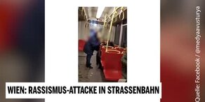 Rassismus-Attacke in Wiener Bim