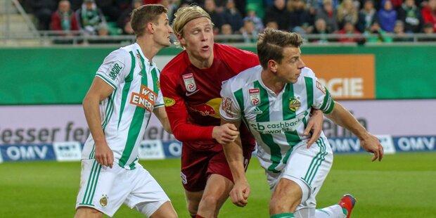 Sechstes Endspiel in Serie für Salzburg
