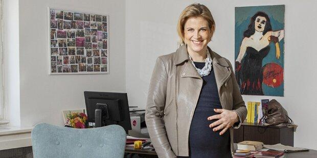 Neos-Chefin: 'Meine Tochter wird Europa heißen'