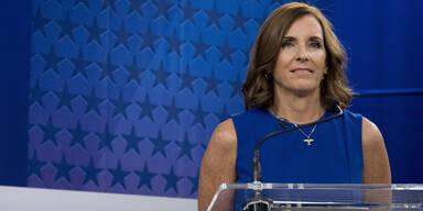 US-Senatorin: Ich wurde in der Air Force vergewaltigt