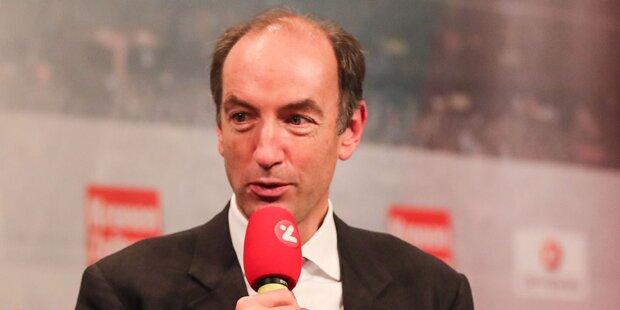 Deutsche WAZ will Krone-Chef Dichand feuern
