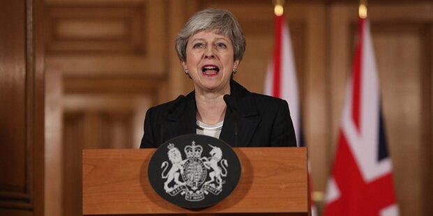 Brexit-Chaos: May soll am 12. Juni zurücktreten