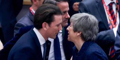 "Brexit-Verschiebung: EU sagt ""ja, aber ..."""