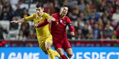 Nur Ronaldo floppt bei Portugal-Comeback