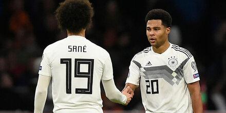 Hammer-Gerücht: DFB-Star zum FC Bayern?