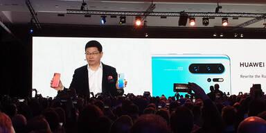Das ist das neue Huawei P30 (Pro)