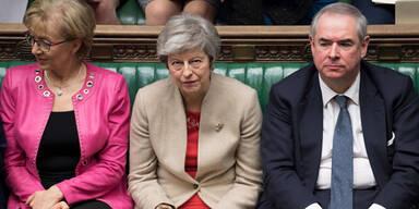 NO! Austritts-Deal mit der EU endgültig geplatzt