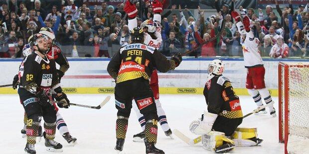 Salzburg gleicht in Halbfinalserie aus