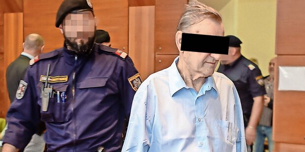 Ex-Häfenbruder fasste 20 Jahre wegen Mordes aus