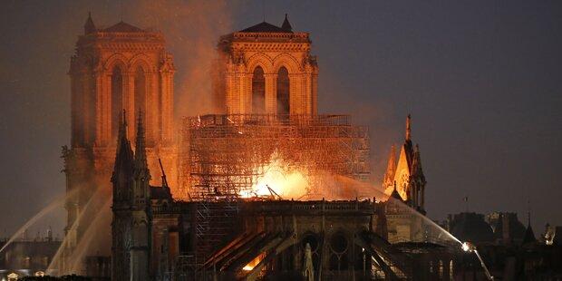 Notre-Dame: Pannen-Serie bei Inferno