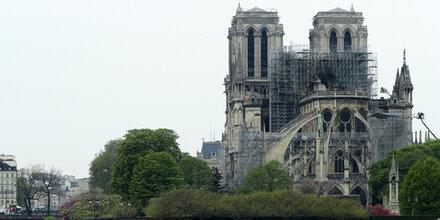 Vatikan spendet keinen Cent für Notre Dame