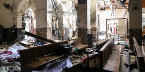 Sri Lanka: Anschläge als
