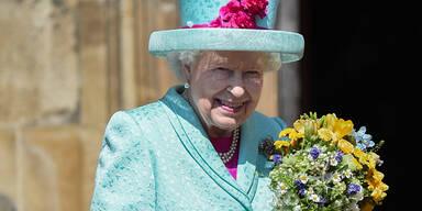 Queen Geburtstag 93. Windsor Kate William
