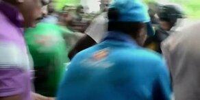 Schock-Bilder zeigen Ausmaß der Anschläge