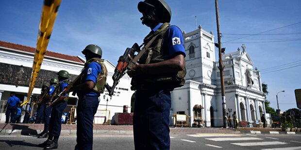 Explosion während Bombenräumung in Sri Lanka